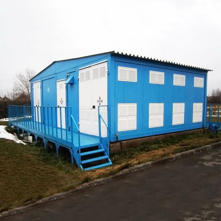 Ледовый дворец г. Отрадный