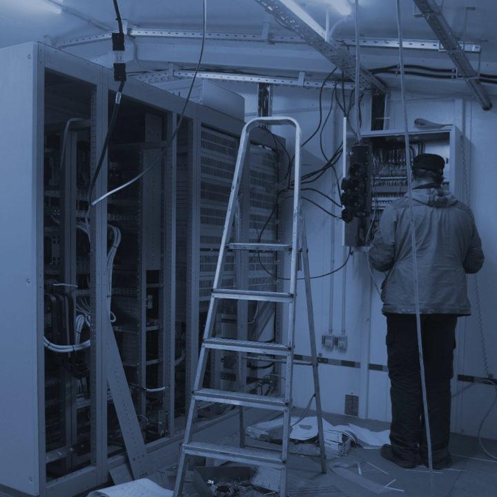 Монтаж систем электроснабжения 0,4 - 10 кВ