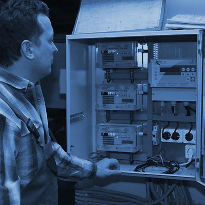 Монтаж АСКУЭ (автомтизированных систем коммерческого учета электроэнергии)