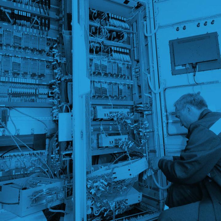 Монтаж АСУТП (автоматизированных систем управления технологическим процессом)