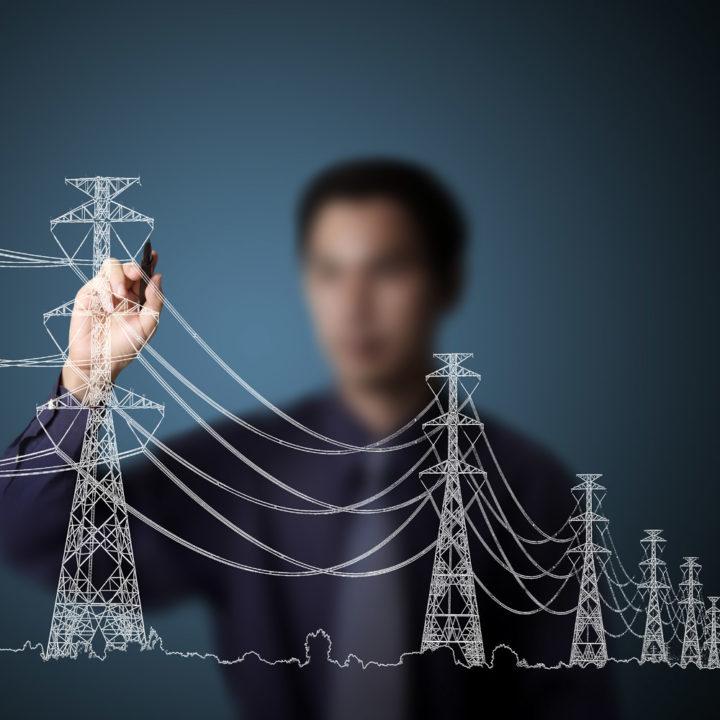 Проектирование наружных сетей электроснабжения 0, 4-6, 10, 35 кВ
